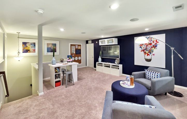 Living Area featured in the Seville II By Lennar in Middlesex County, NJ