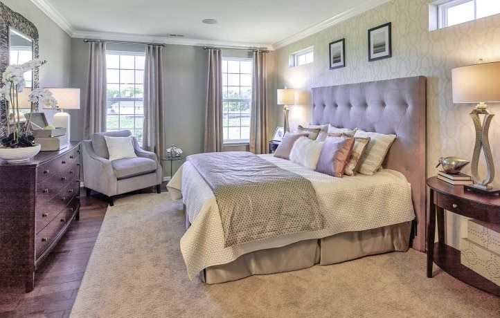 Bedroom featured in the Seville II By Lennar in Middlesex County, NJ