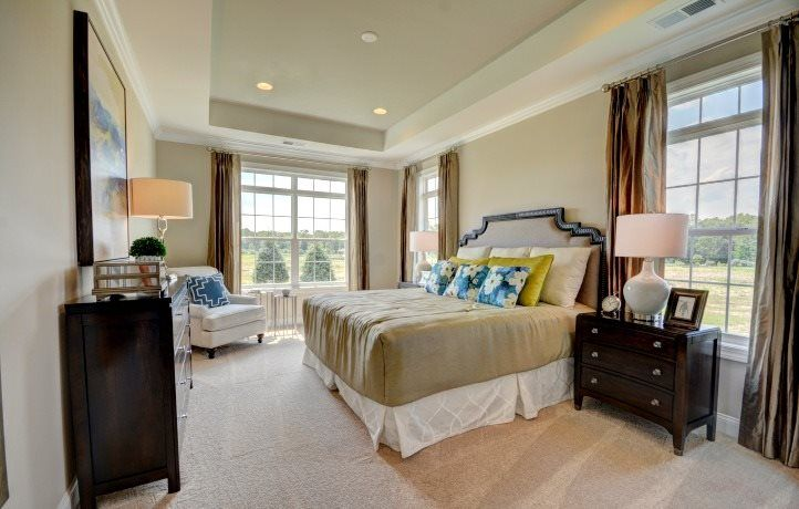 Bedroom featured in the Capri By Lennar in Middlesex County, NJ