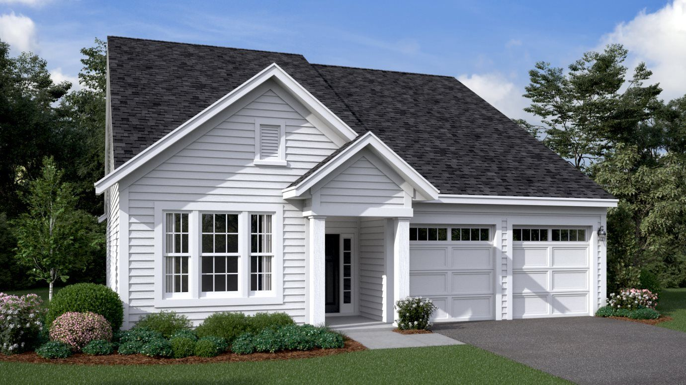 Exterior featured in the Davenport By Lennar in Middlesex County, NJ