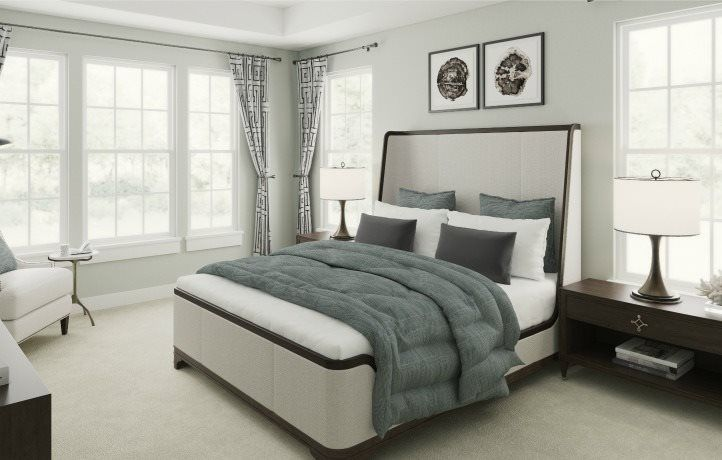 Bedroom featured in the Davenport By Lennar in Middlesex County, NJ
