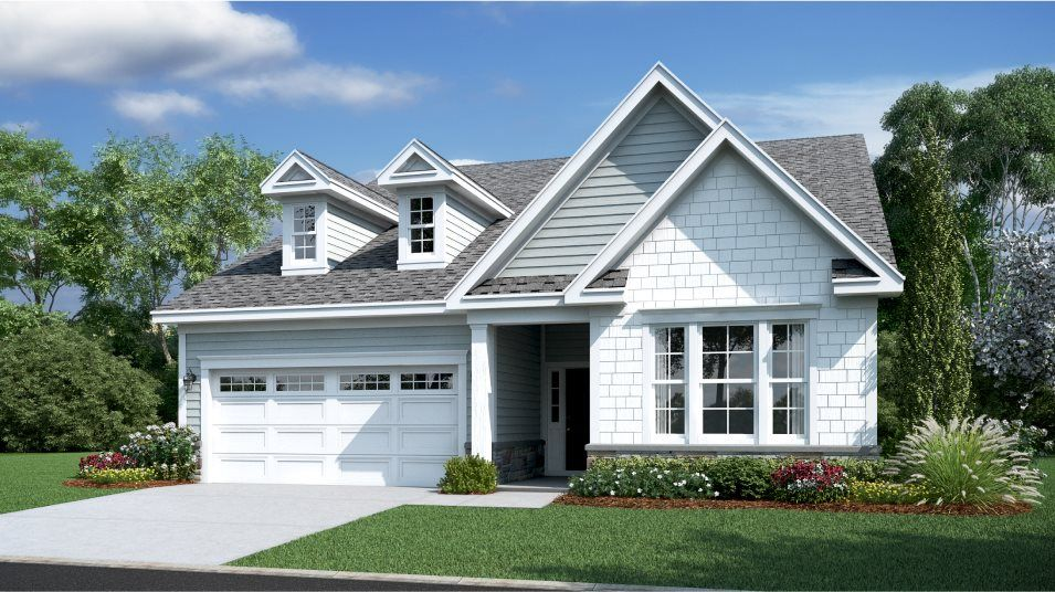 Exterior featured in the Belmont By Lennar in Middlesex County, NJ