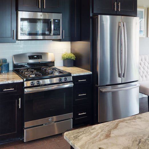 Kitchen featured in the Belmont By Lennar in Middlesex County, NJ