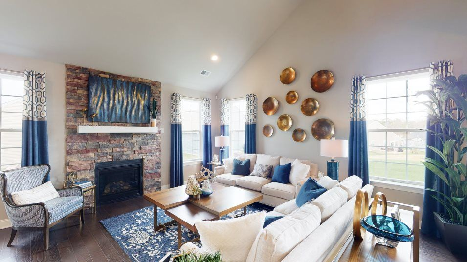 Living Area featured in the Belmont By Lennar in Middlesex County, NJ
