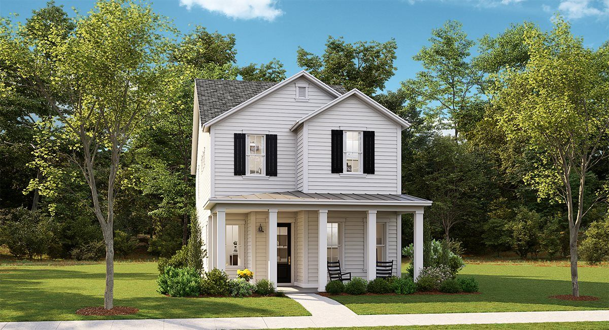 Exterior featured in the ELLIOT By Lennar in Charleston, SC