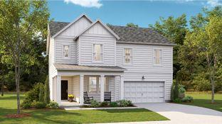 HANOVER - Limehouse Village - Arbor Series: Summerville, South Carolina - Lennar