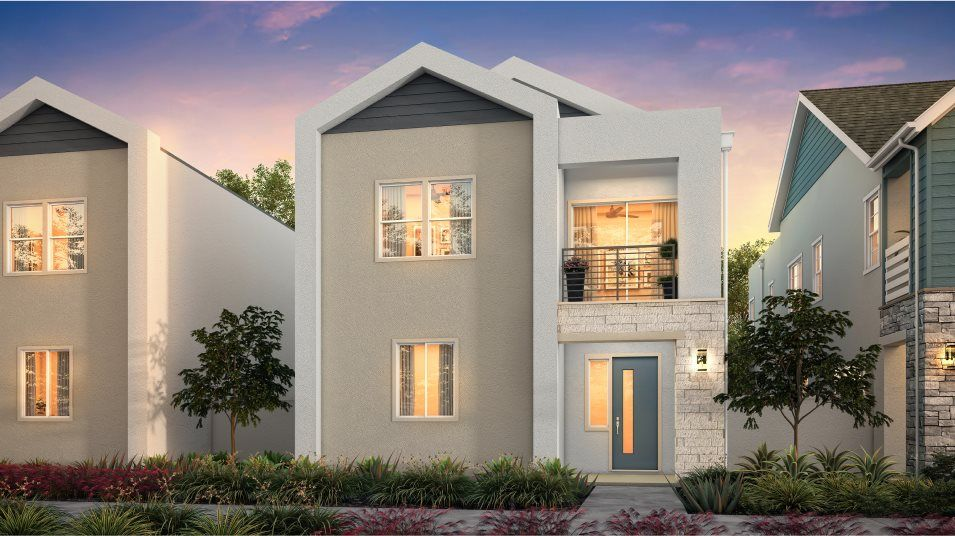 Exterior featured in the Marigold 1 By Lennar in Los Angeles, CA