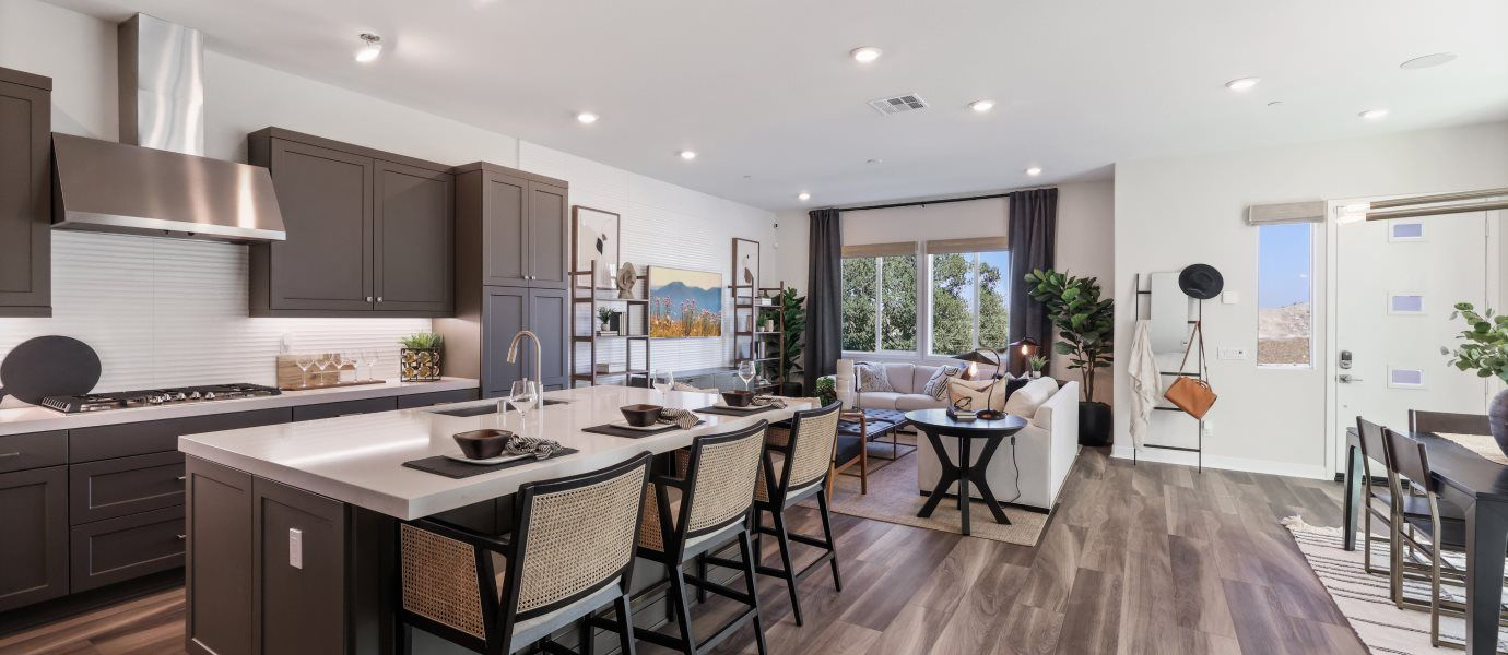 Living Area featured in the Marigold 2 By Lennar in Los Angeles, CA