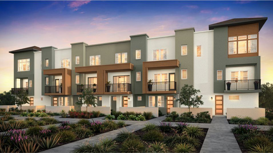 Exterior featured in the Lantana 1 By Lennar in Los Angeles, CA