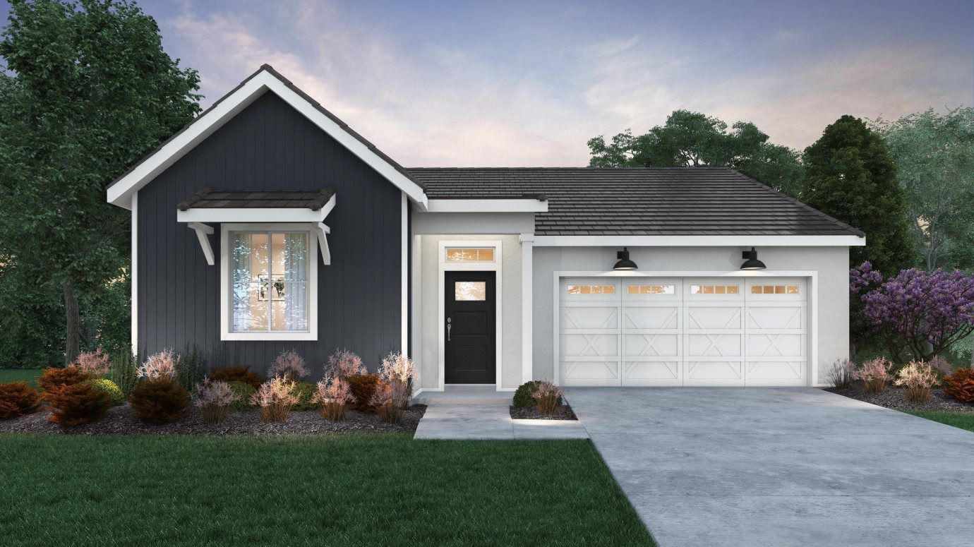Exterior featured in the Olive By Lennar in Fresno, CA