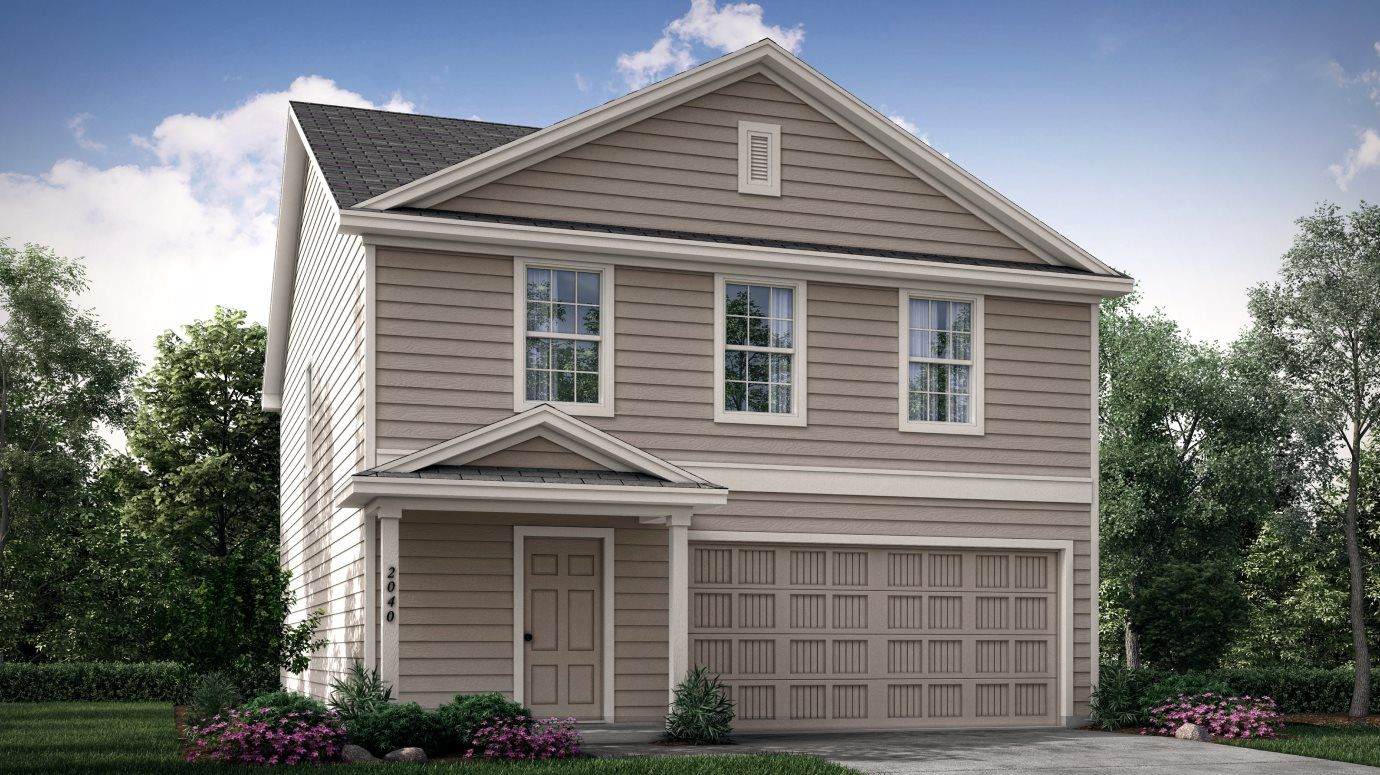 Exterior featured in the Hillside By Lennar in Dallas, TX