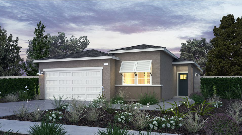 Exterior featured in the Reef By Lennar in Bakersfield, CA