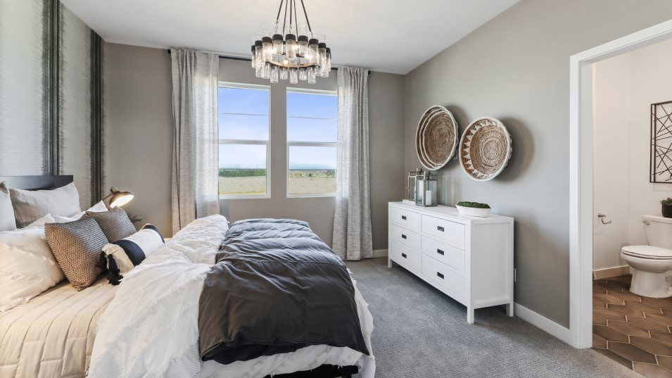 Bedroom featured in the Lantana 2 By Lennar in Los Angeles, CA
