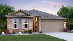 Albany - Plum Creek - Claremont Collection: Kyle, Texas - Lennar
