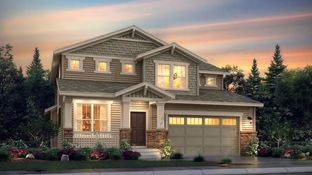 Inverness - Turnberry - The Monarch Collection: Commerce City, Colorado - Lennar