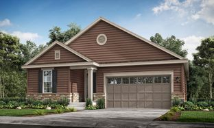 Oxford - Heritage Todd Creek - The Masters Collection: Thornton, Colorado - Lennar