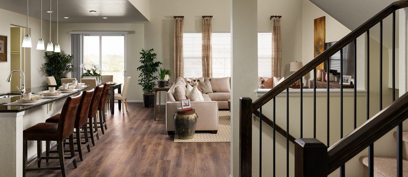 Living Area featured in the Stonehaven By Lennar in Denver, CO