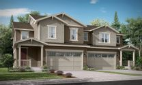 Palisade Park West - Paired Homes by Lennar in Denver Colorado