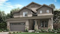 Palisade Park West - The Monarch Collection by Lennar in Denver Colorado