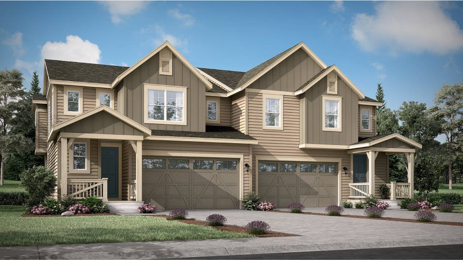 Exterior featured in the Ascent By Lennar in Denver, CO