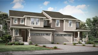 Ascent - Buffalo Highlands - Paired Homes: Commerce City, Colorado - Lennar