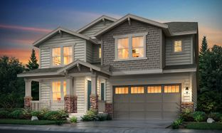 Chelton - Barefoot Lakes - The Pioneer Collection: Firestone, Colorado - Lennar