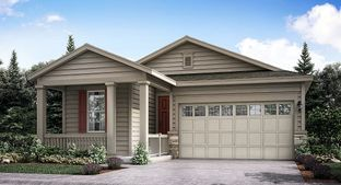 Snowmass - Meadowbrook Heights - The Monarch Collection: Littleton, Colorado - Lennar