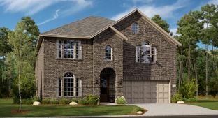 Sunstone w/ Media - Hills of Crown Ridge: Frisco, Texas - Lennar