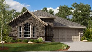 Amber - Sendera Ranch Brookstone - Brookstone: Haslet, Texas - Lennar