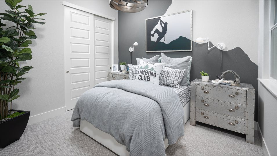 Bedroom featured in the Residence 2527 By Lennar in Sacramento, CA