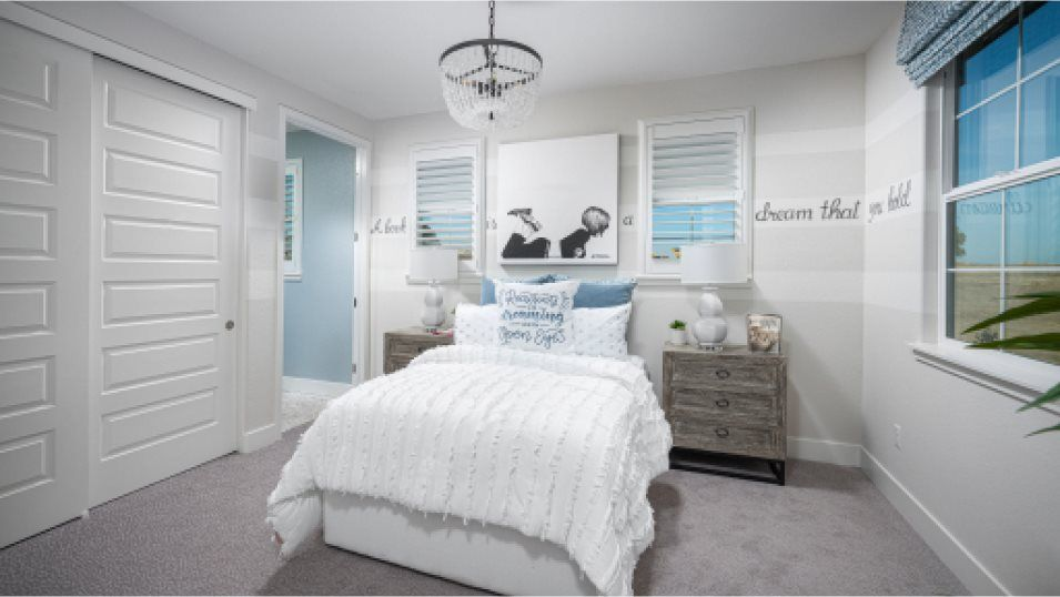 Bedroom featured in the Residence 3762 By Lennar in Sacramento, CA