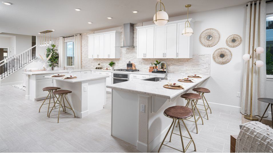 Kitchen featured in the Residence 2786 By Lennar in Sacramento, CA