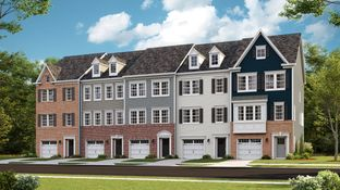 Arcadia Front Load Garage - Sycamore Ridge - Townhome Collection: Frederick, District Of Columbia - Lennar