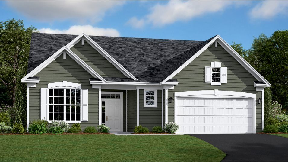 Exterior featured in the Danbury By Lennar in Minneapolis-St. Paul, MN