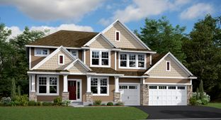 Blakely - Summerlyn - Classic Collection: Lakeville, Minnesota - Lennar