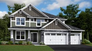 Lewis - River Pointe - The Highlands of River Pointe: Otsego, Minnesota - Lennar