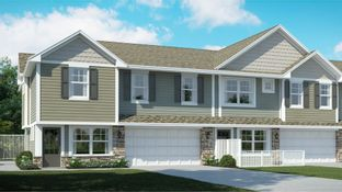 Franklin - Watermark - Colonial Manor Collection: Lino Lakes, Minnesota - Lennar