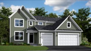 McKinley - Oak Tree - Traditional Collection: Carver, Minnesota - Lennar