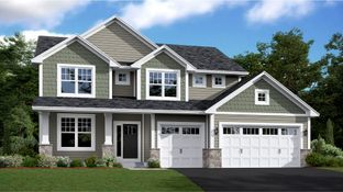 Lewis - Oak Tree - Traditional Collection: Carver, Minnesota - Lennar