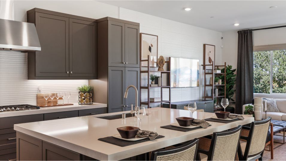Kitchen featured in the Marigold 2 By Lennar in Los Angeles, CA