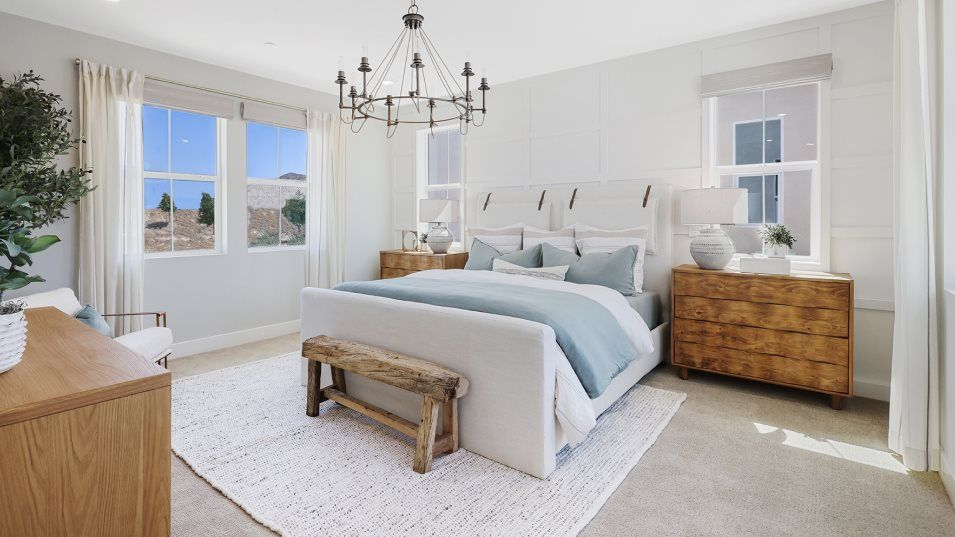 Bedroom featured in the Wisteria 1 By Lennar in Los Angeles, CA