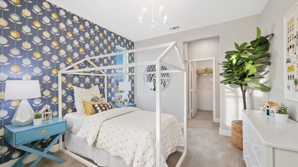 Bedroom featured in the Wisteria 2 By Lennar in Los Angeles, CA