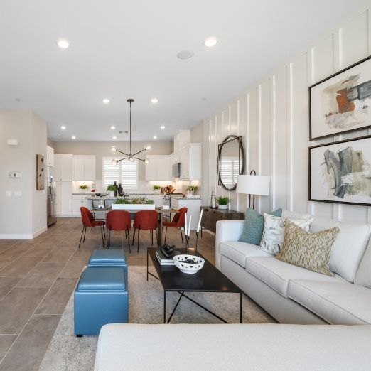 Living Area featured in the Lantana 1 By Lennar in Los Angeles, CA