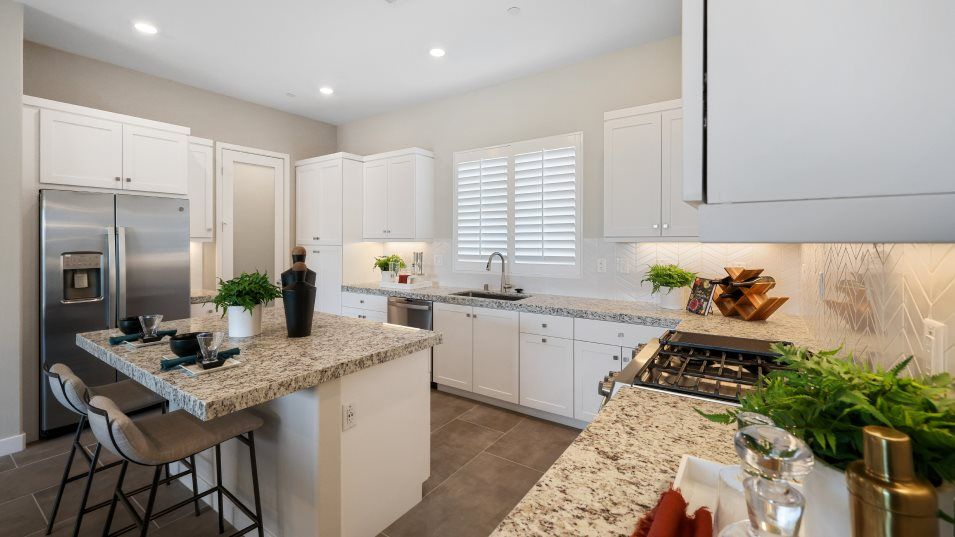Kitchen featured in the Lantana 1 By Lennar in Los Angeles, CA