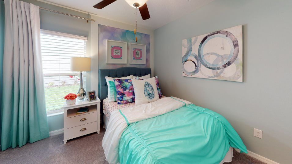 Bedroom featured in the Annapolis By Lennar in Tampa-St. Petersburg, FL