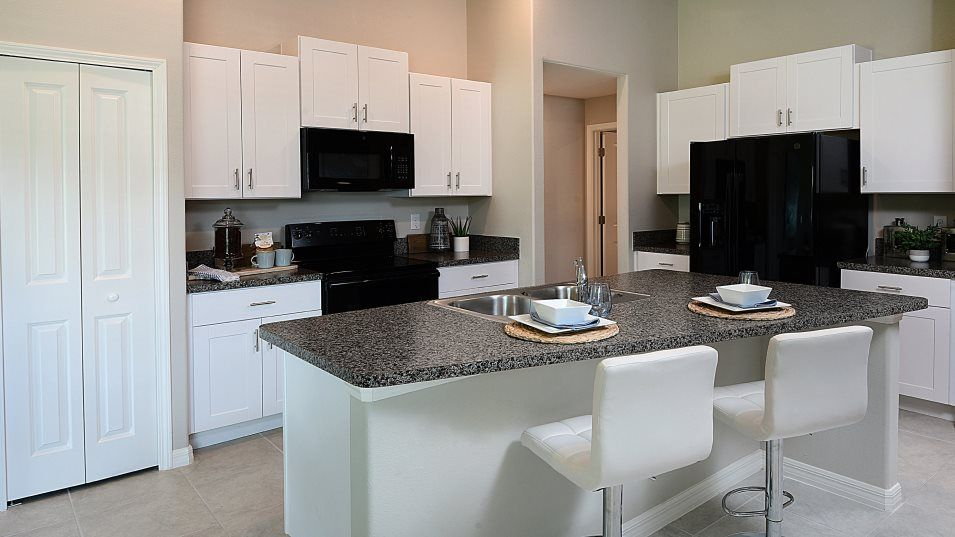 Kitchen featured in the Annapolis By Lennar in Tampa-St. Petersburg, FL
