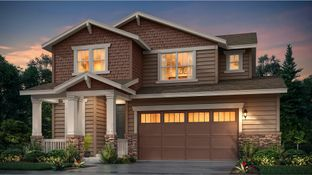 Pinnacle - Barefoot Lakes - The Pioneer Collection: Firestone, Colorado - Lennar