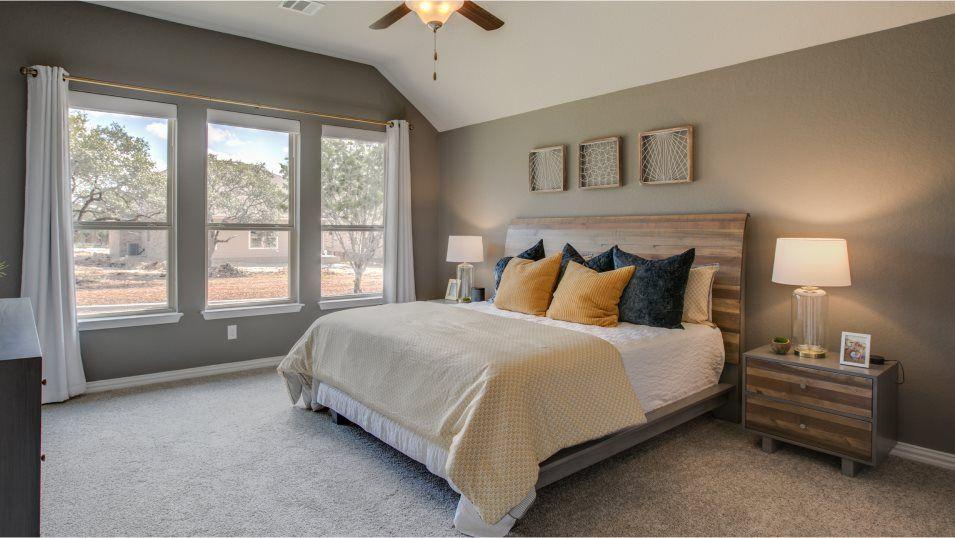Bedroom featured in the Jasper By Lennar in San Antonio, TX
