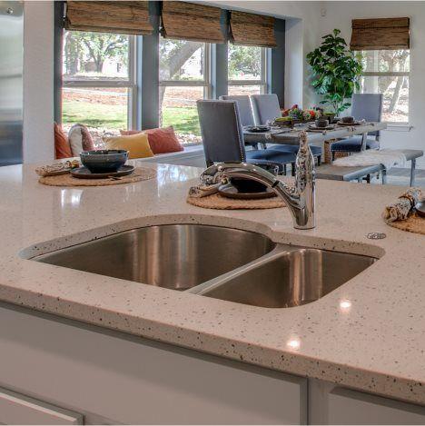 Kitchen featured in the Jasper By Lennar in San Antonio, TX