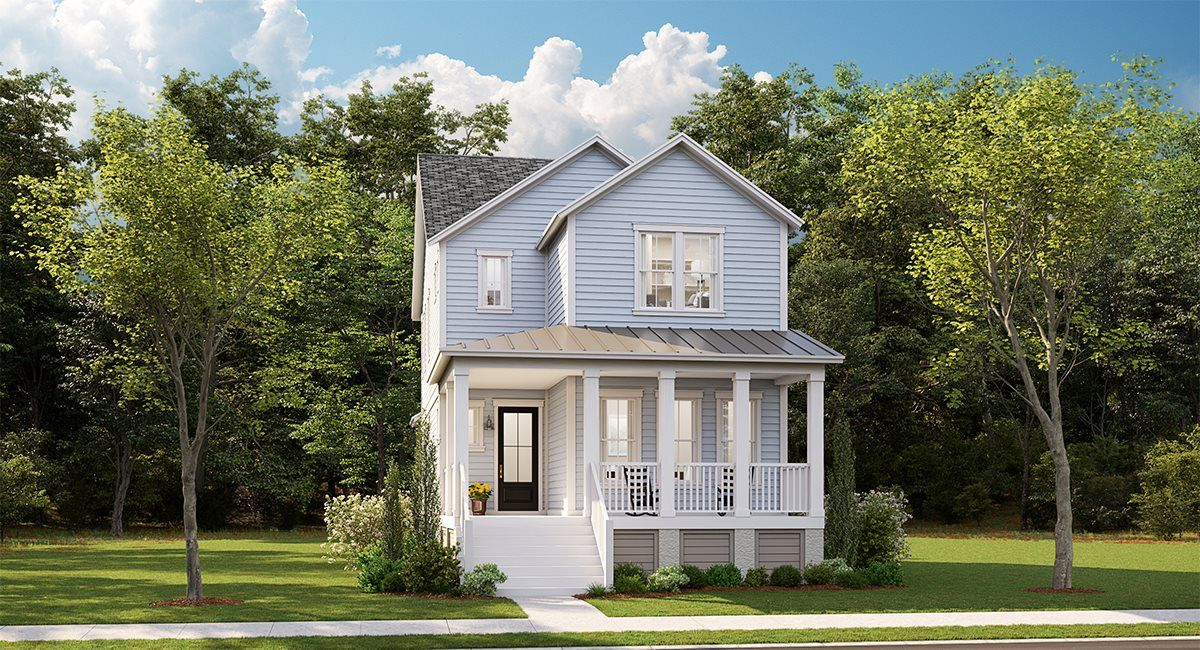 Exterior featured in the RUTLEDGE By Lennar in Charleston, SC